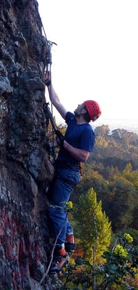 Dry Tooling & Mixed Climbing