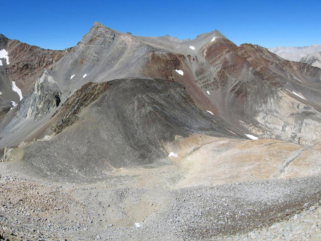 Striped Mountain