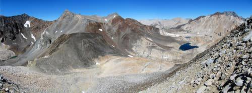 Taboose Pass Panorama