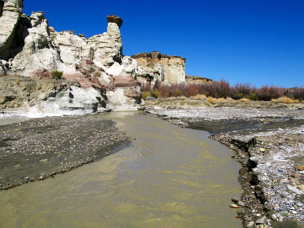 Wahweap Creek Hoodoos