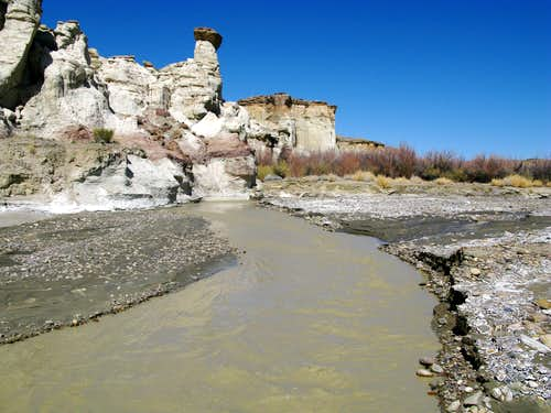 Wahweap Creek Hoodoos