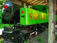 partisans locomotive