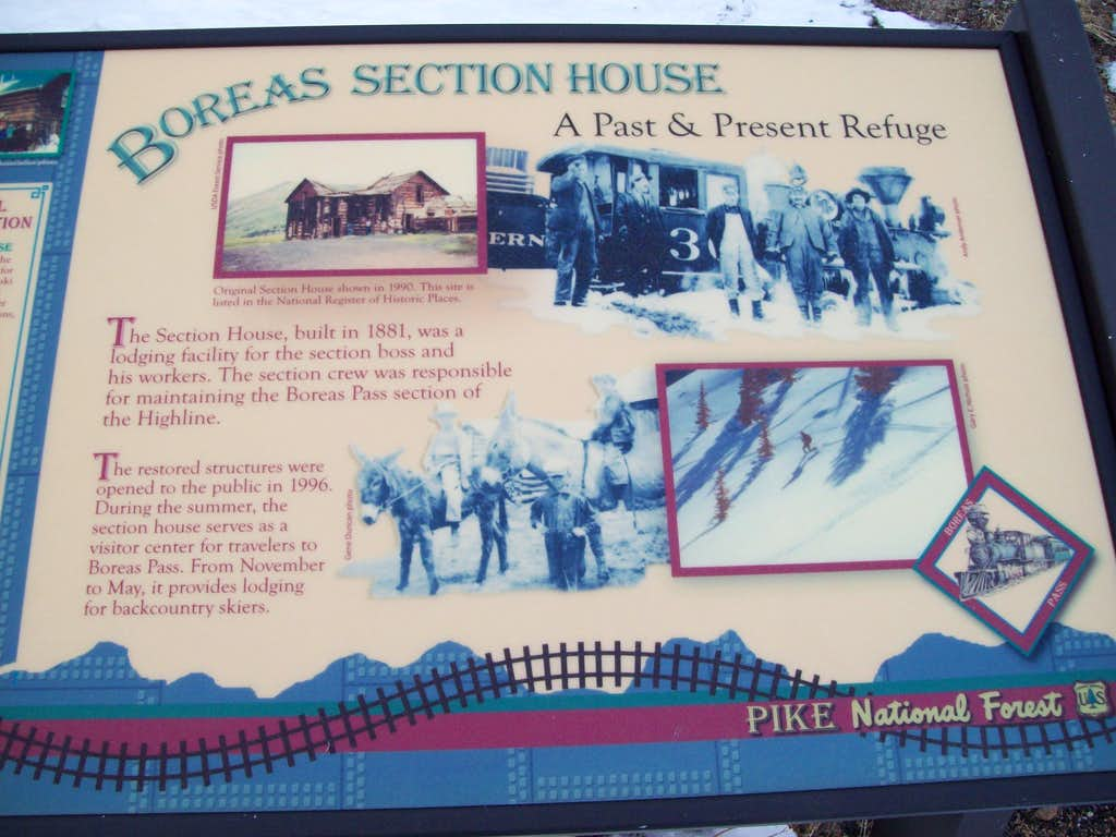 Section House information