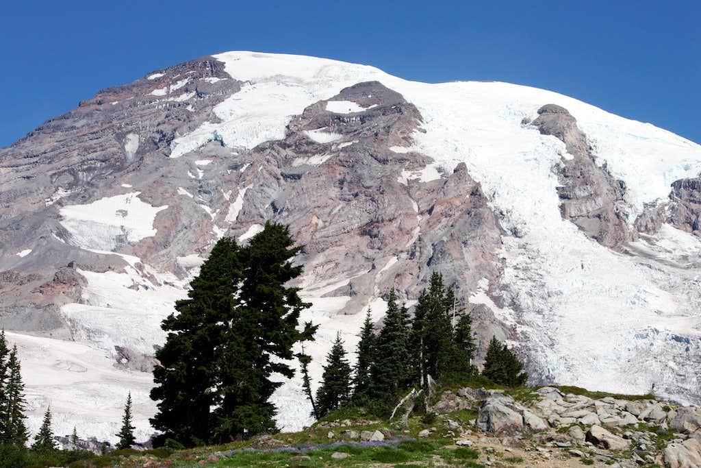 The view from Glacier Vista