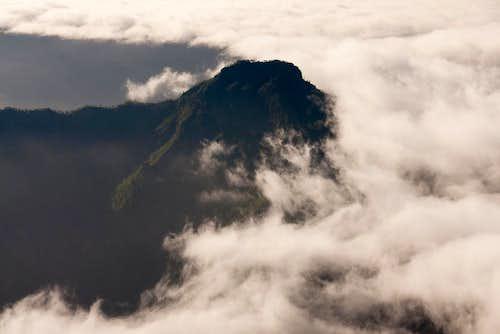 Pico Bejenado (1844m)