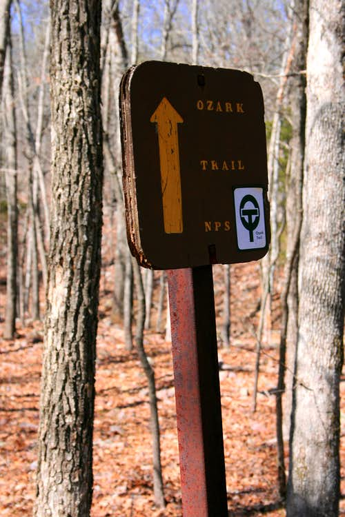 Ozark Trail and NPS