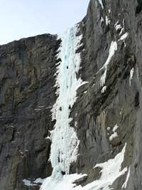 Hydrophobia (note the climber)