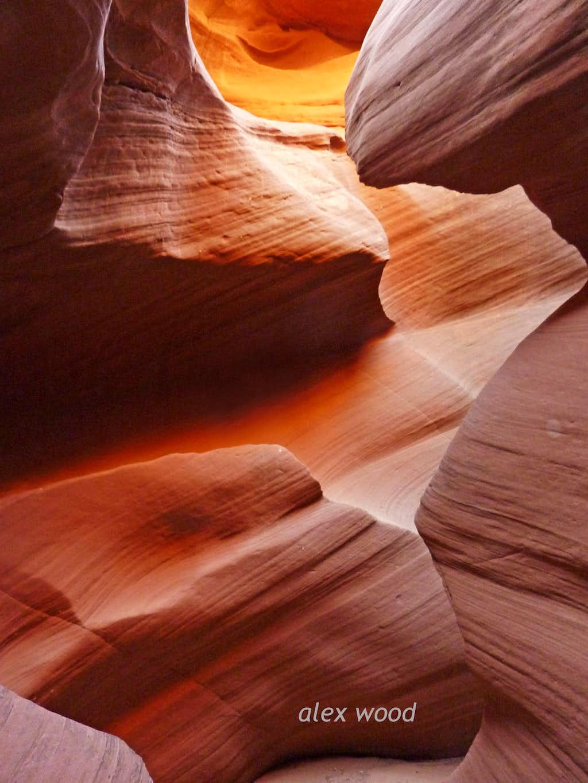 Middle Waterholes Canyon