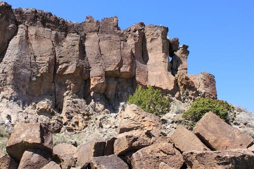 the end of overlook crags