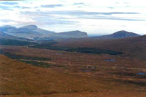 Storr from Bruach na Frìthe