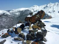 Shipler Mountain Summit Cairn