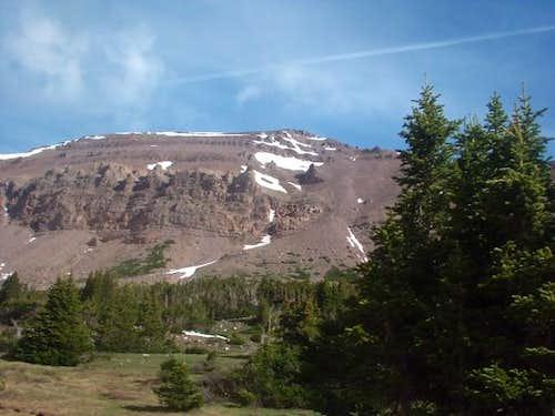 Tokewanna Peak Climbing Hiking Mountaineering Summitpost