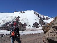 Mount Ortsveri (4365m), Kazbegi