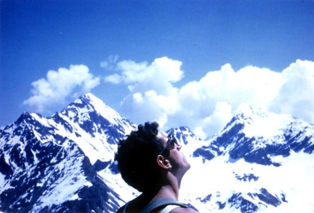 The SUN EMILIUS's  Mountain CHAIN
