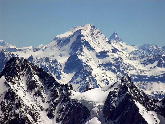 il Grand Combin (4314 m.)