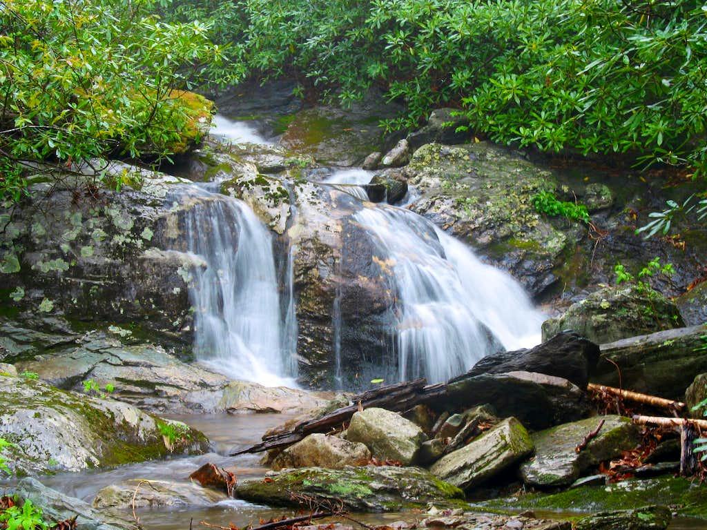 Unnamed Falls (Wilson Creek)