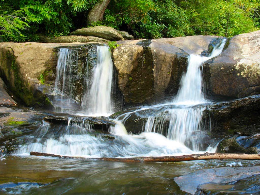 Hebron Colony Falls