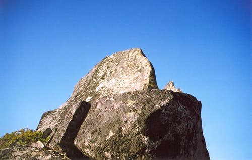Goblin summit block (south side)