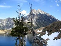 Mt. Stuart from Ingalls Lake...