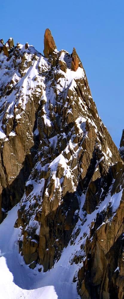 Aiguilles de Chamonix