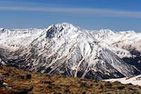 La Plata Peak from Mount Elbert