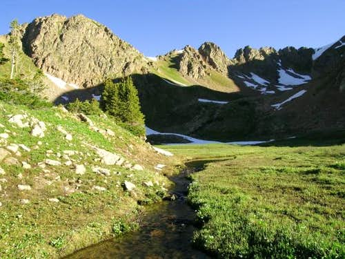 The pristine basin that we...