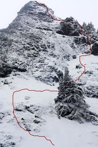 Route Detail -Dull Pickles