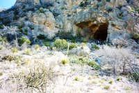 Goat Cave Entrance