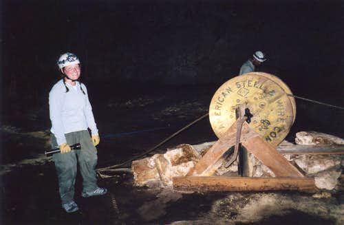 Guano Mining Equipment