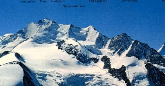 climbing 4 summits over 4000...