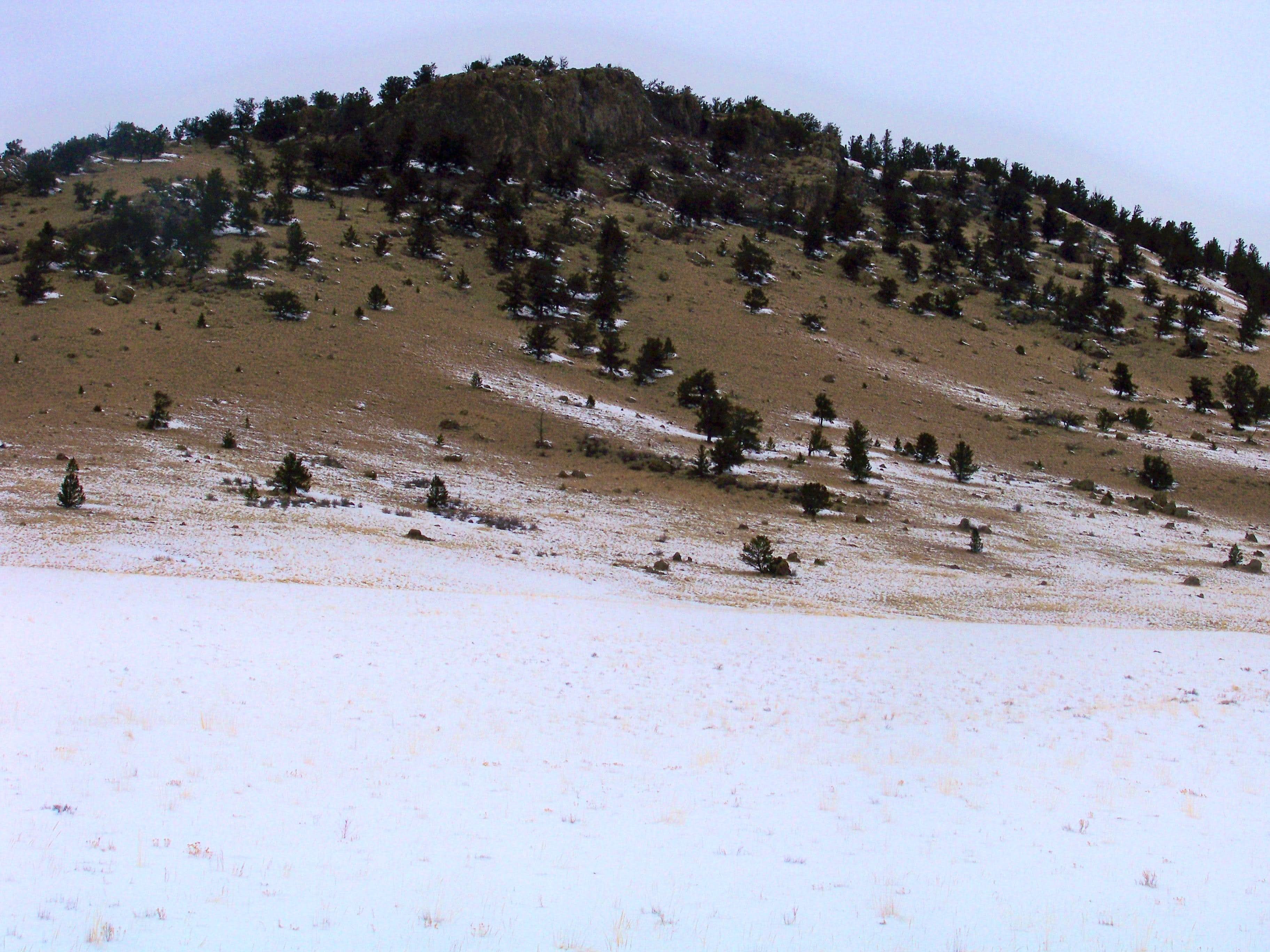 Threemile Mountain