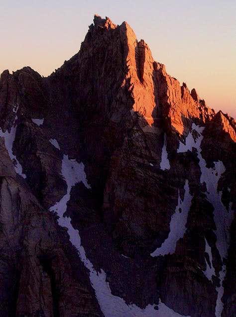Matterhorn Peak from over...