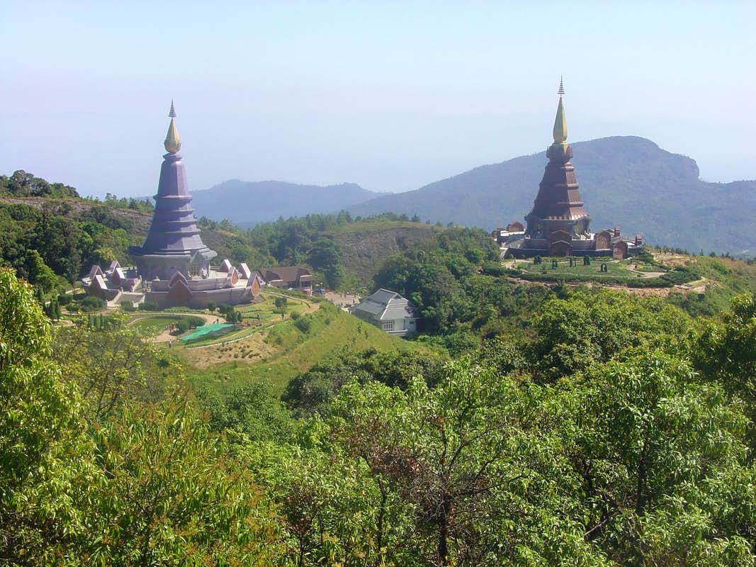 Doi Inthanon : Photos, Diagrams & Topos : SummitPost