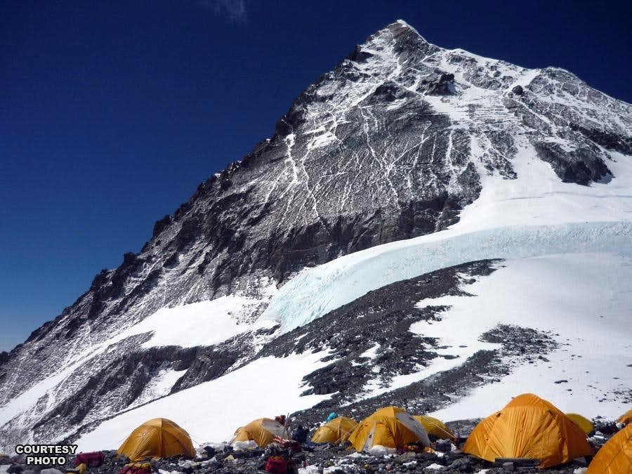 Camp 4 View