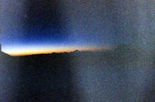 Tibet Sunrise