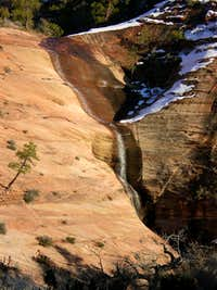 Waterfall in ZIon