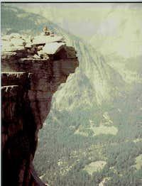 Half Dome - The obligatory summit photo!