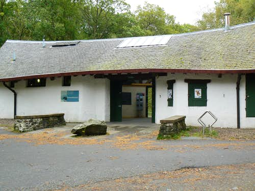Rowardennan Information Hut