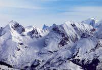 Aravis in Winter