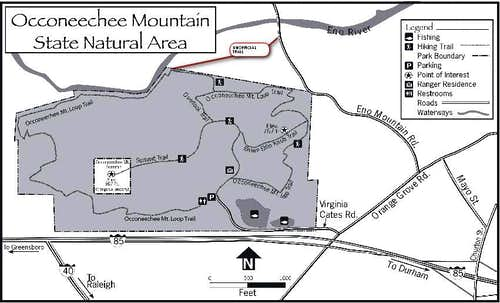 Occoneechee Mountain