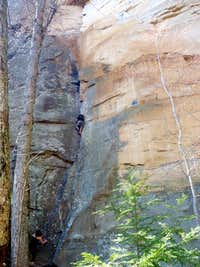 Autumn, Long Wall, Red River Gorge