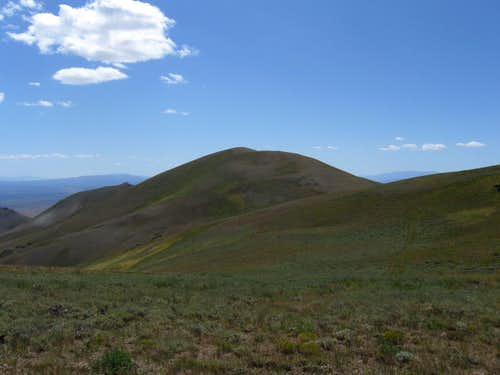 A visit to Nevada's Knoll Mountain