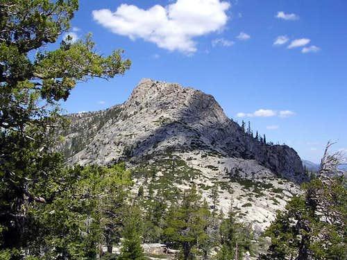 Flagpole Peak