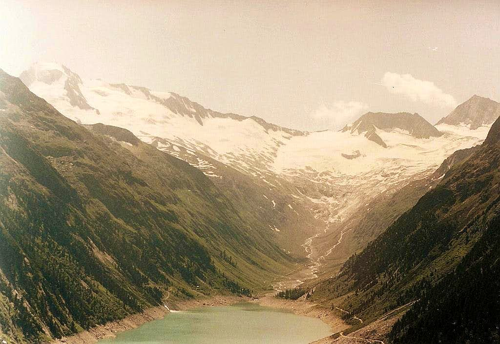 Zillertal and Rofan