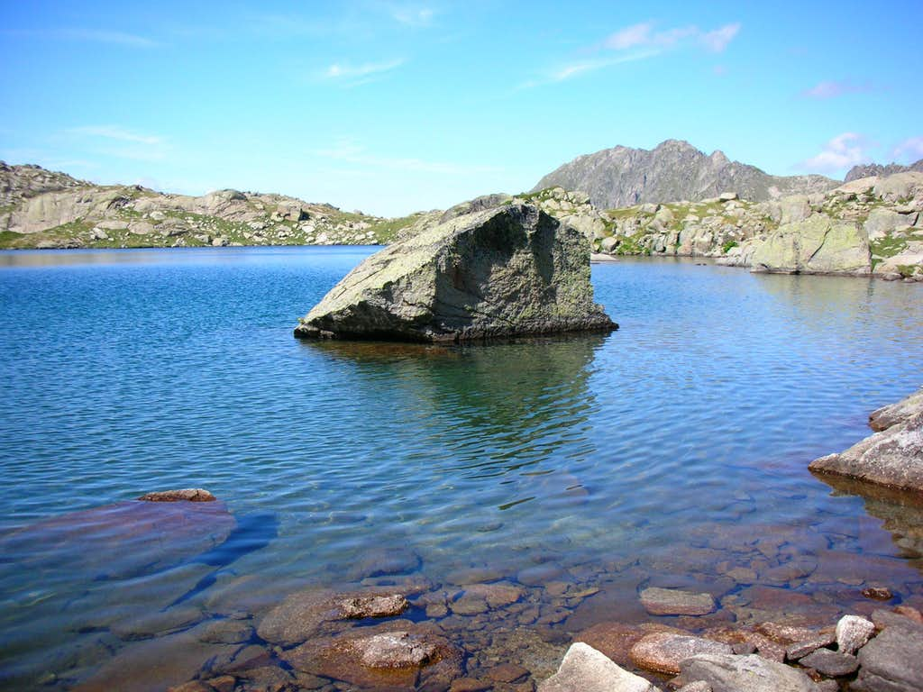 Lac de Pòdo