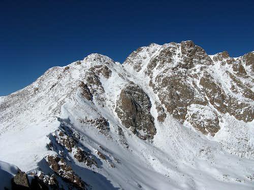 South Ridge from Zodiac View