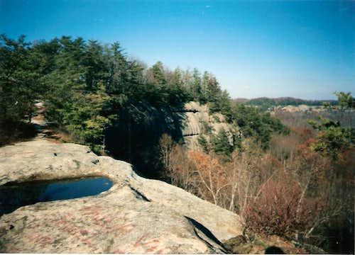 Auxier Ridge