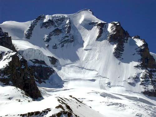 il Gran Paradiso (4061 m.)...