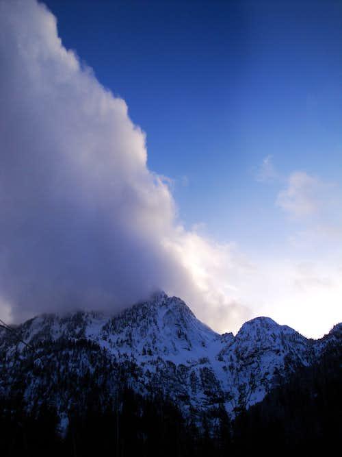 Hall Peak