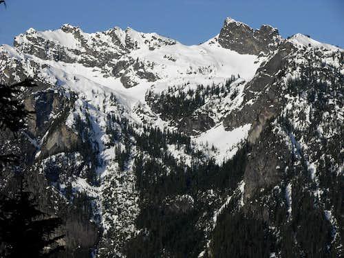 Silver Eagle Peak